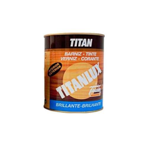 Barniz tinte brillante Titan