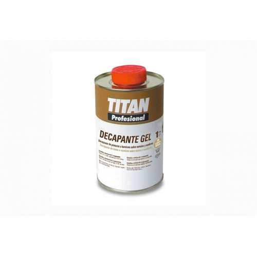 Decapante Gel Titan Profesional