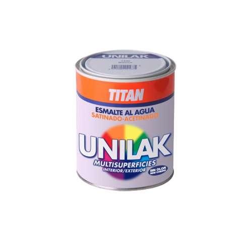 Unilak satinado Titan Esmalte multisuperficies al agua