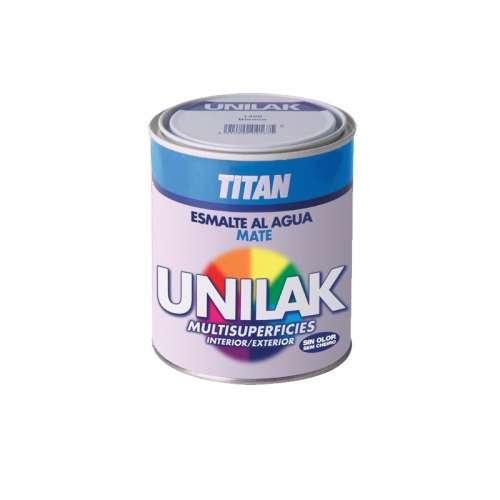 Unilak mate Titan Esmalte multisuperficies al agua