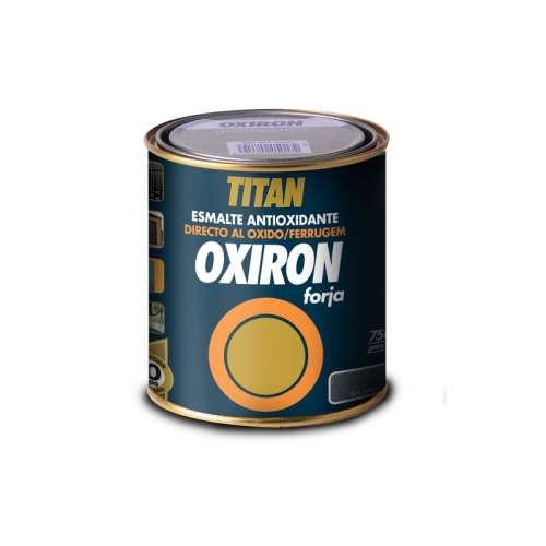 Oxiron forja Titan Esmalte metálico antioxidante
