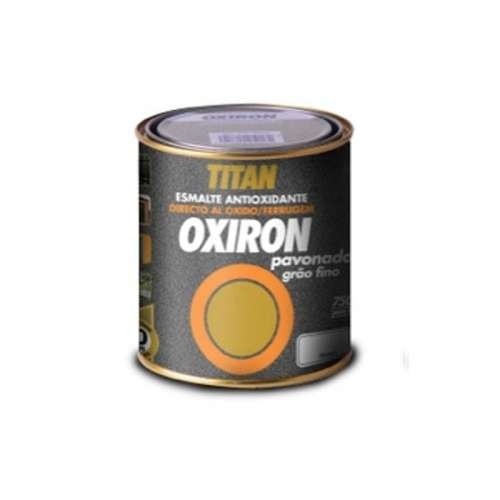 Oxiron pavonado Titan Esmalte metálico antioxidante
