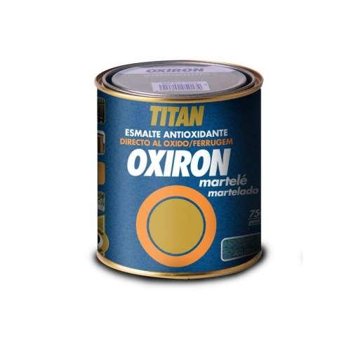 Oxiron martele Titan Esmalte metálico antioxidante