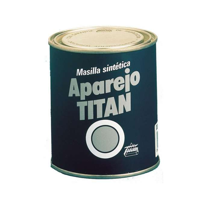 Aparejo Titan masilla plaste sintética
