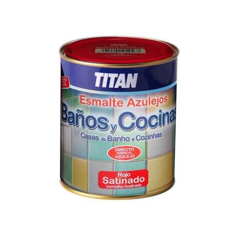 titan esmalte azulejos
