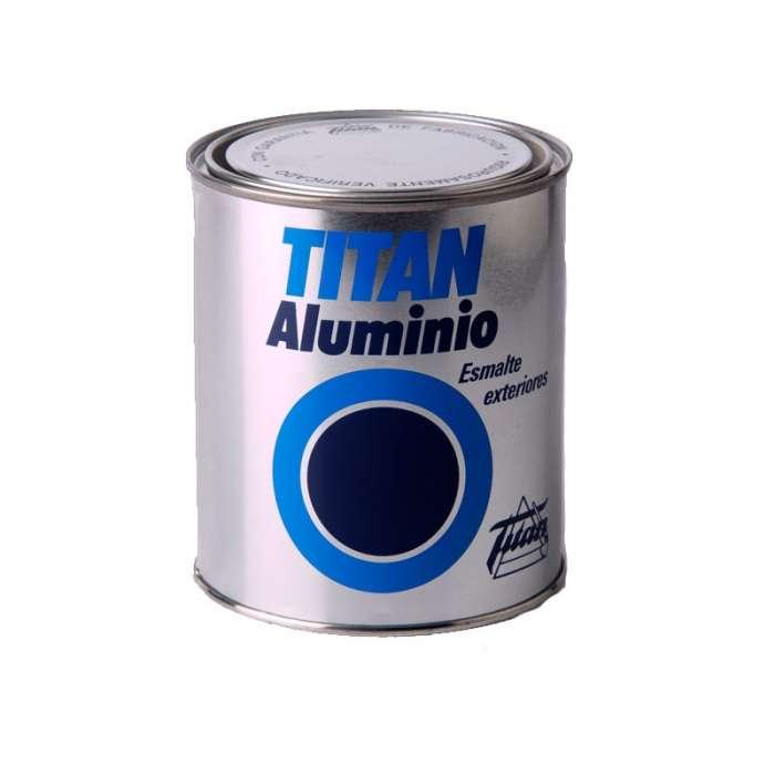 Titan aluminio exteriores