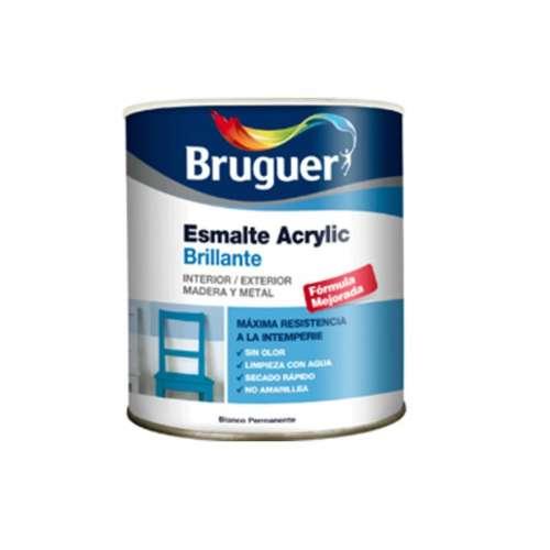 Bruguer esmalte acrílico brillante