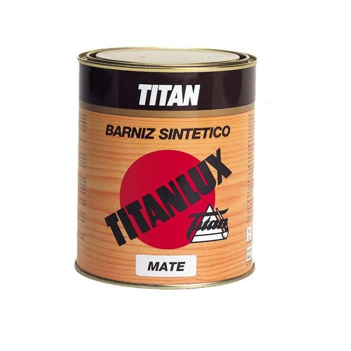 Barniz Titanlux mate