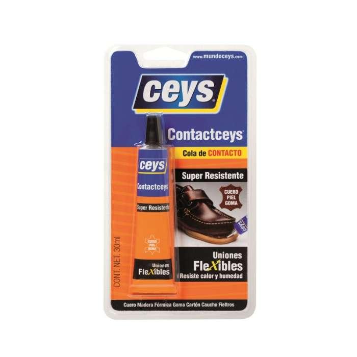 Cola de contacto ultra resistente Ceys Uniones flexibles