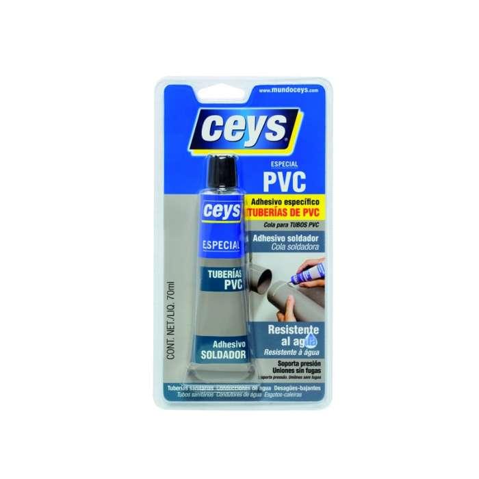 Ceys adhesivo tuberías PVC