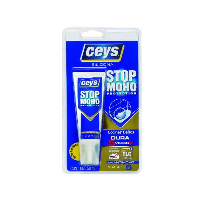 Stop moho Sella Ceys Silicona baños y cocinas Xpress