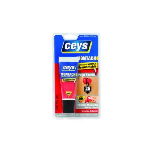 Montack Ceys Adhesivo Desmontable
