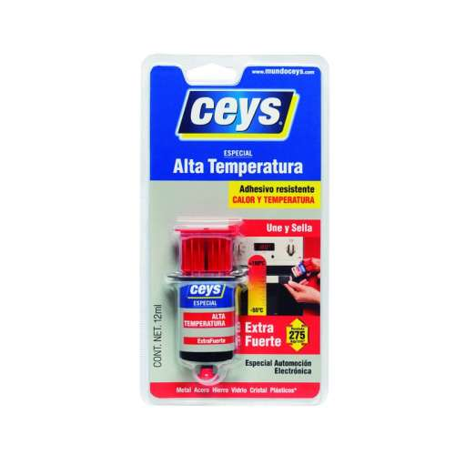 Ceys especial adhesivo alta temperatura