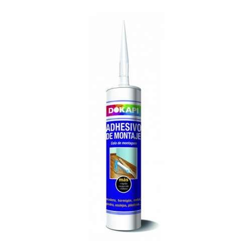 Adhesivo de Montaje Solvente Dokapi