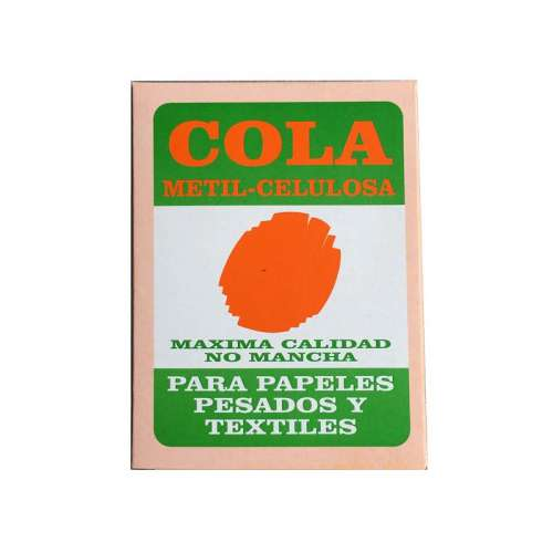 Cola Metil-Celulosa