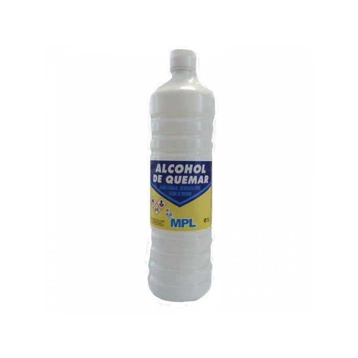 Alcohol de Quemar MPL