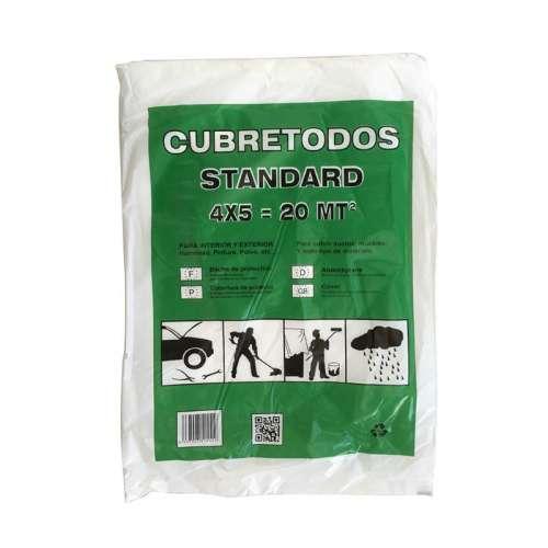 Plástico Cubretodo Standard