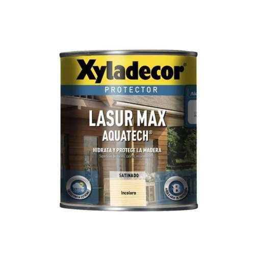 Xyladecor aquatech lasur max satinado