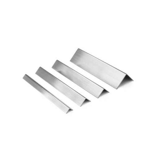 Cantonera Aluminio Plata