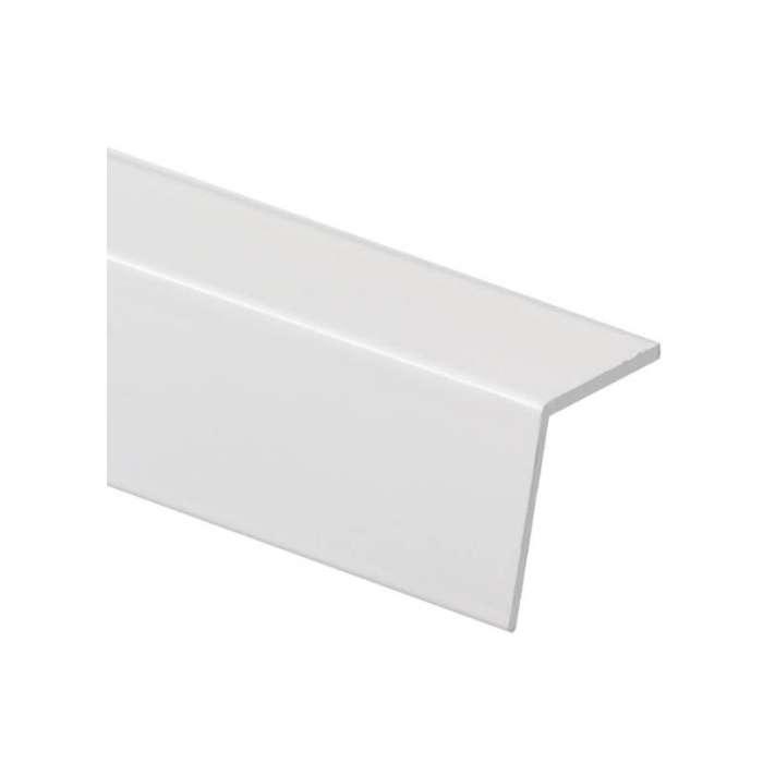 Cantonera Aluminio Blanca