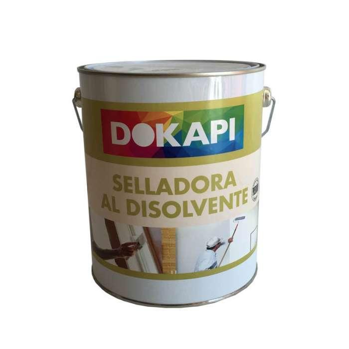 Selladora al Disolvente D'okapi