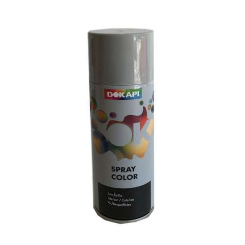 Spray Dokapi Multiusos Gris