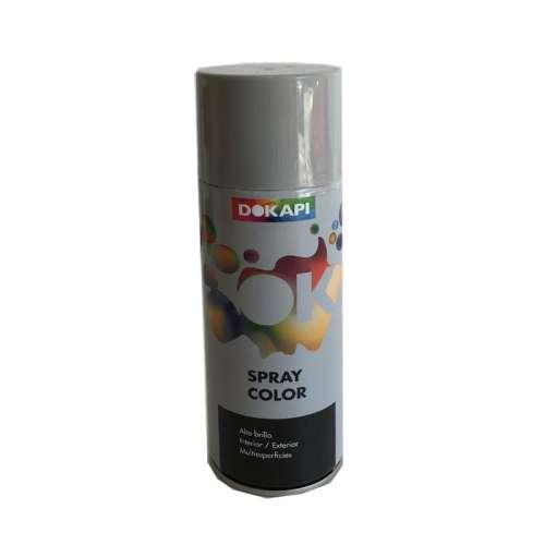 Spray Dokapi Imprimación Multiusos Gris