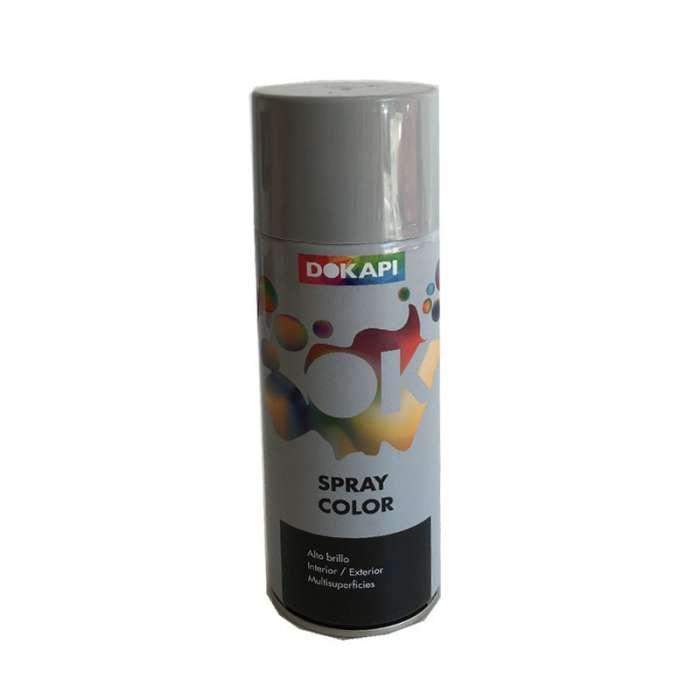 Spray Dokapi Multiusos Gris