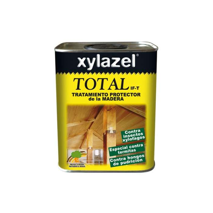 Tratamiento Protector Madera Xylazel Total IF-T