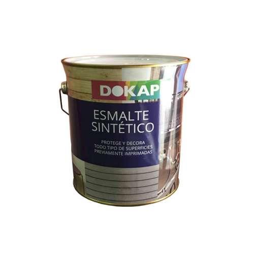 Esmalte sintético satinado Dokapi