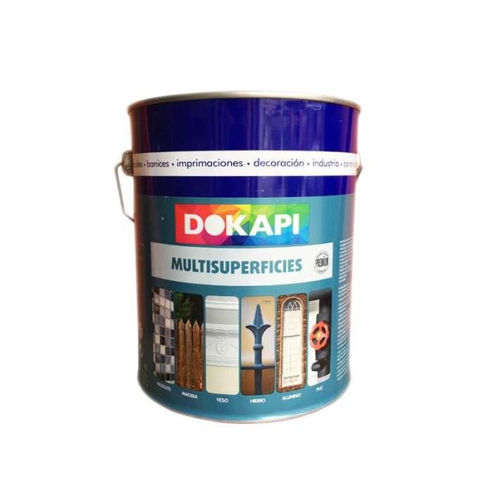 Multisuperficies Dokapi Imprimación multiadherente