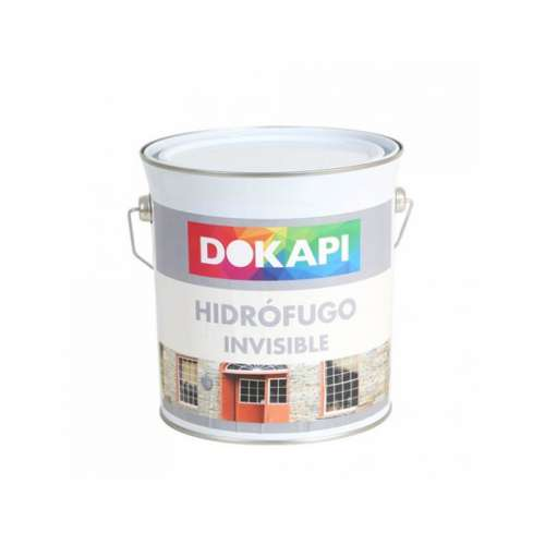 Impermeabilizante invisible Dokapi Revestimiento hidrófugo