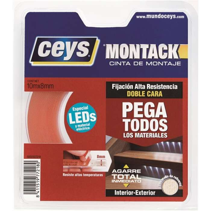 Ceys Montack Express cinta especial leds