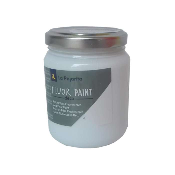 Fluor Paint La Pajarita Pintura Decorativa