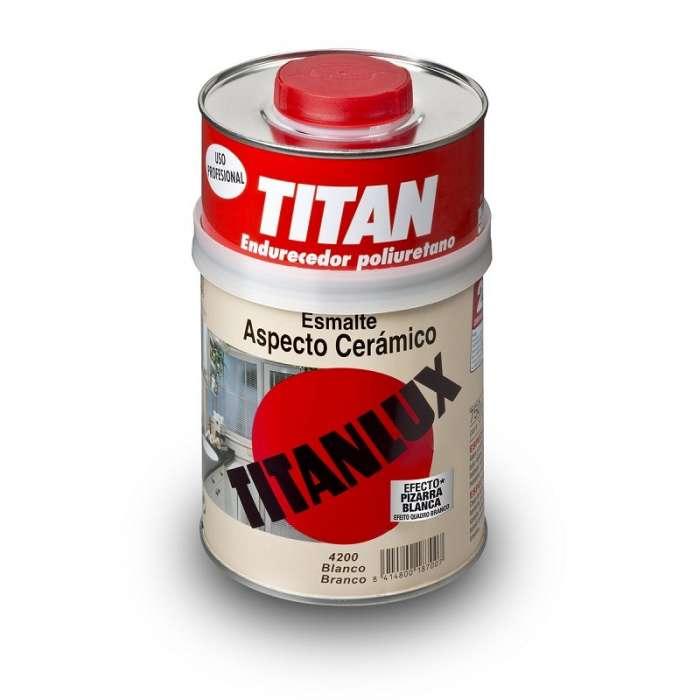 Esmalte Titanlux Aspecto Cerámico Satinado