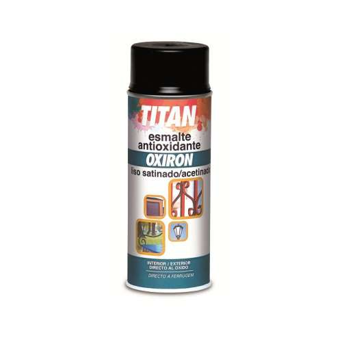 Spray Oxiron Liso Satinado