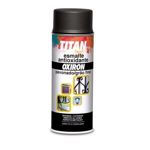 Spray Oxiron Pavonado