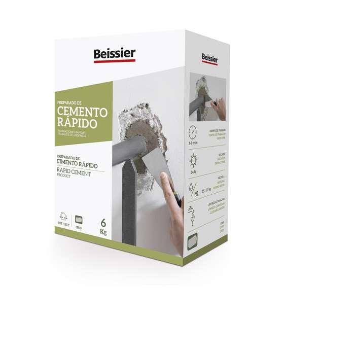 Aguaplast cemento rápido Preparado en polvo