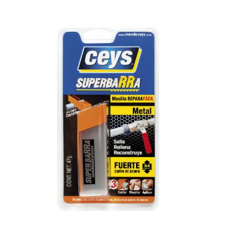 Superbarra Reparadora Ceys para Metal