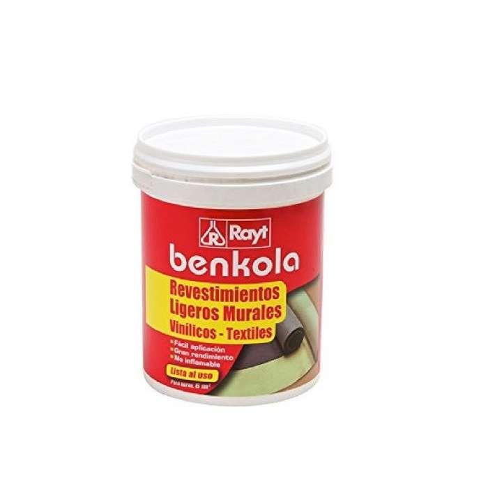 Cola Benkola lista al uso