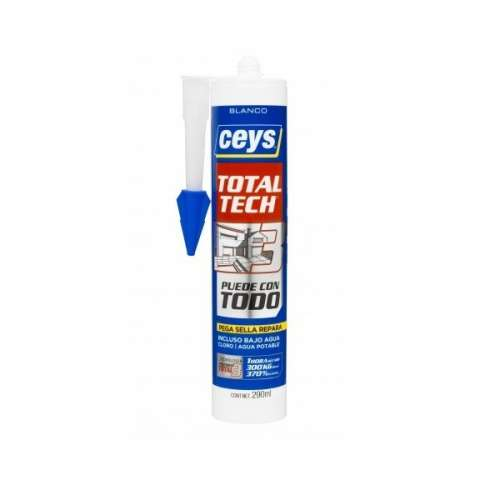 Total tech Ceys Sellador interior y exterior