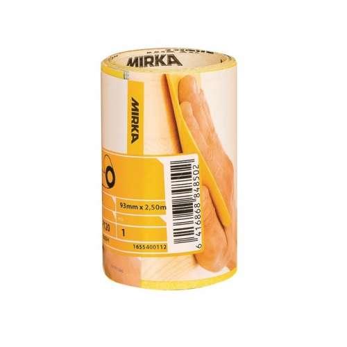 Mirox Rollos Abrasivos Amarillos