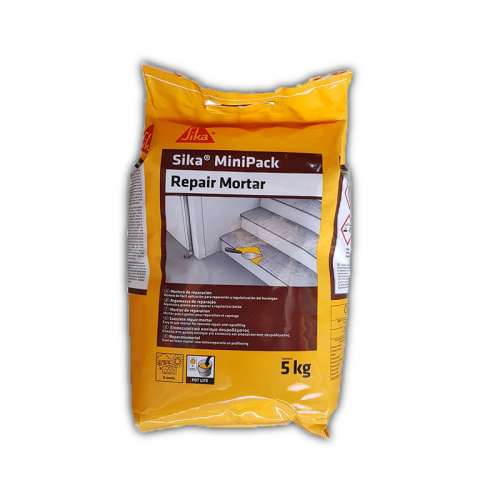 Sika MiniPach Repair Mortar