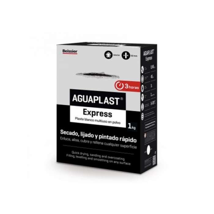 Aguaplast express Masilla blanca en polvo