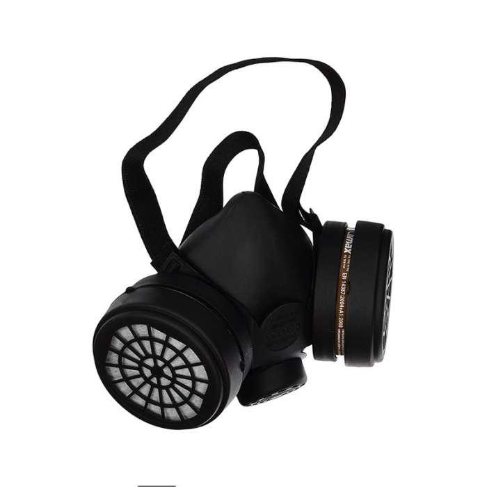 Mascarilla de dos filtros AR-142-40F