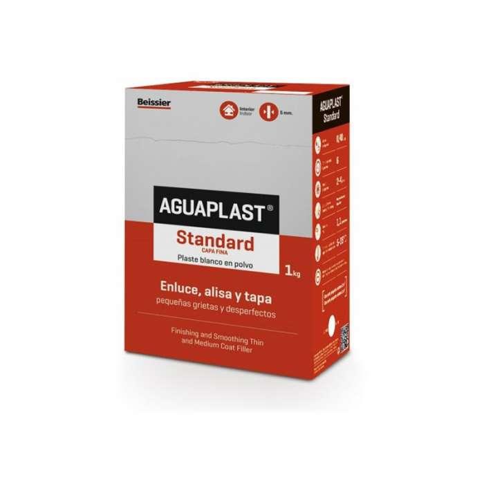 Aguaplast standard Masilla en polvo