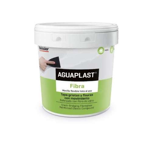 Aguaplast fibra Masilla al uso
