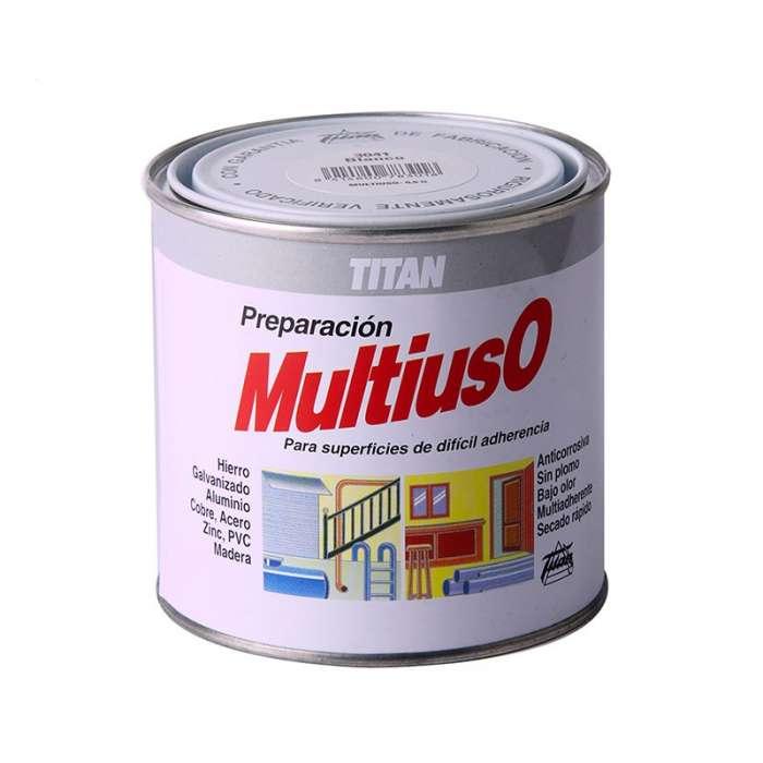 Multiusos Titan Imprimación multiadherente