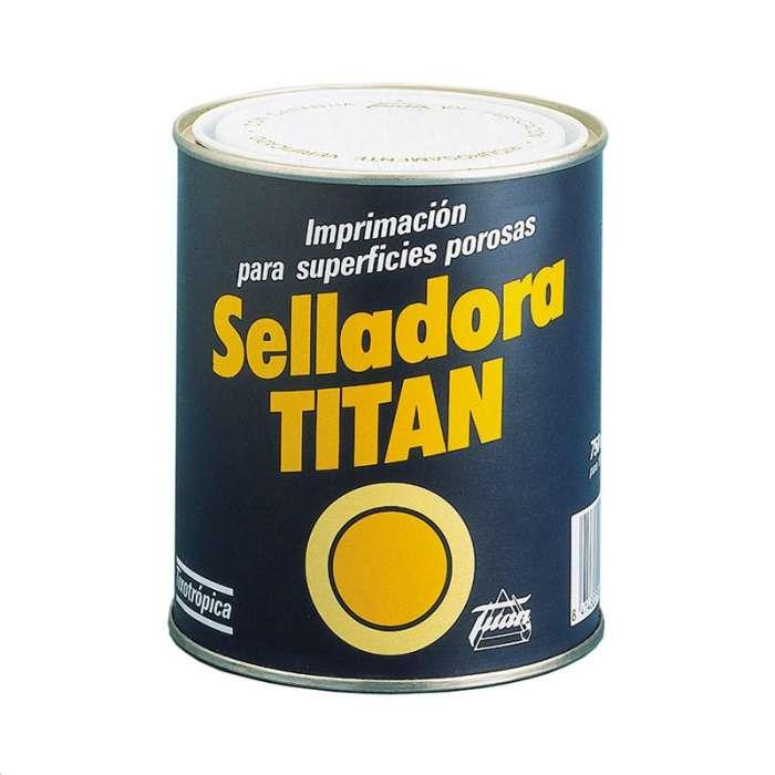 Selladora Titan Imprimación para superficies porosas