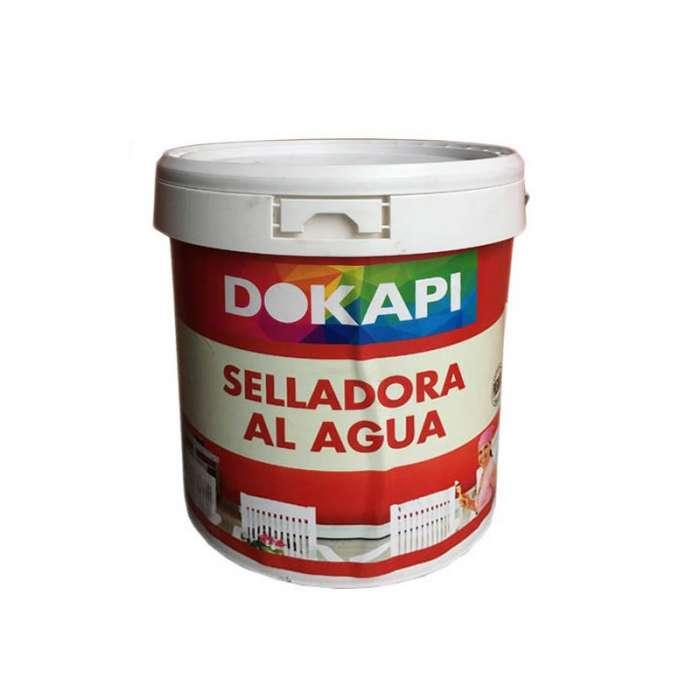 Selladora al agua Dokapi Imprimación blanca